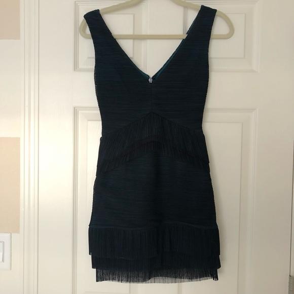 BCBG Dresses & Skirts - Brand new BCBG beautiful cocktail fringe dress